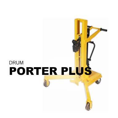 Drum Porter Plus