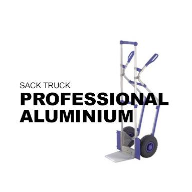Professional Aluminium Sack Truck