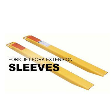 Fork Extension Sleeves