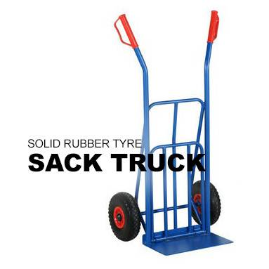 Sack Truck Rubber Tyre