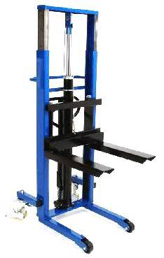 light duty manual stacker