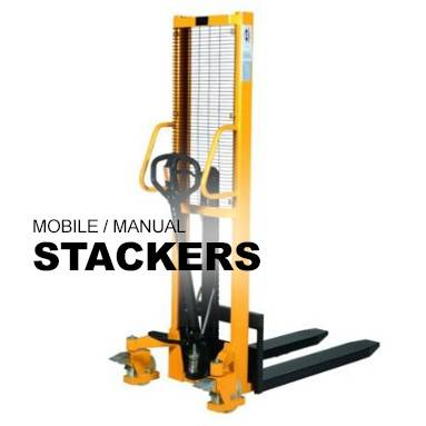 Mobile / Manual Stackers