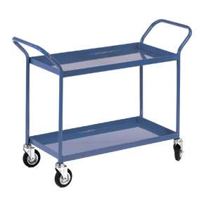 mobile picking trolley