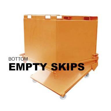 Bottom Empty Skips