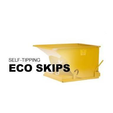 Self-Tipping Eco Skip