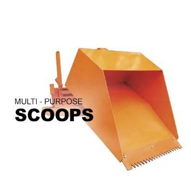 Multi-Purpose Scoops